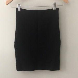 Skirt | Black Bandage Skirt from Bebe